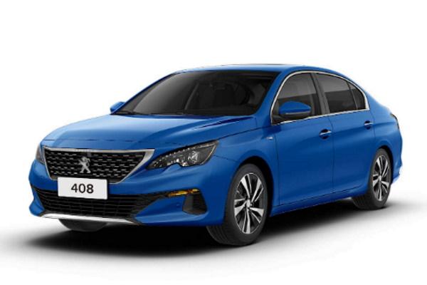 Автомобиль Peugeot 408 EMP2 Facelift CHDM, год выпуска 2018 - 2021