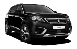 Peugeot 5008 wheels and tires specs icon