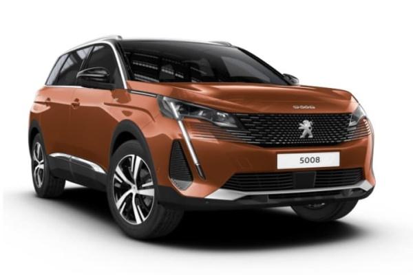 Автомобиль Peugeot 5008 T87 Facelift , год выпуска 2020 - 2022