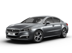 Peugeot 508 PF3 facelift Berline