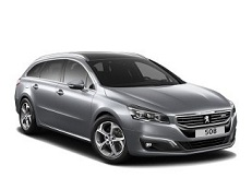Peugeot 508 PF3 facelift Station Wagon