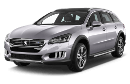 Peugeot 508 RXH wheels and tires specs icon