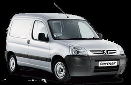 Peugeot Partner M59 MPV