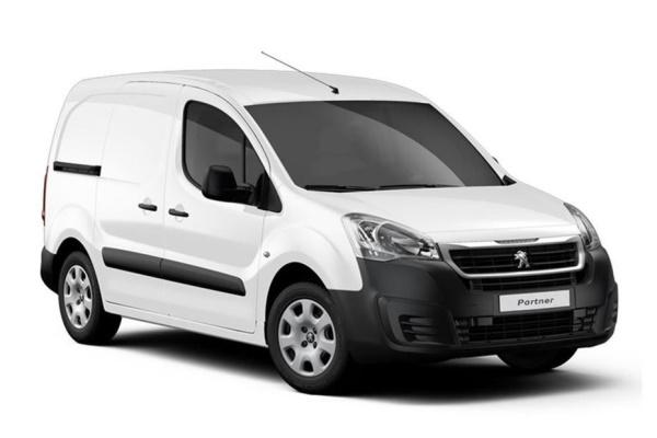 Peugeot Partner B9 Facelift MPV