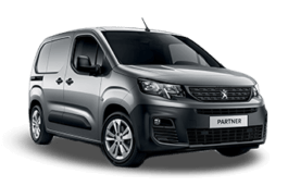 Peugeot Partner Box