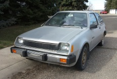 Plymouth Colt lV Hatchback