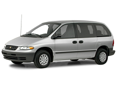 Plymouth Grand Voyager lll MPV