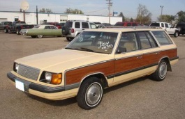 87 plymouth reliant k
