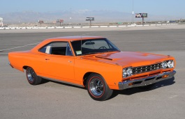 Plymouth Road Runner I Hardtop
