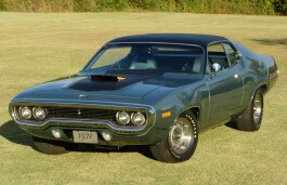 Plymouth Road Runner II Coupe