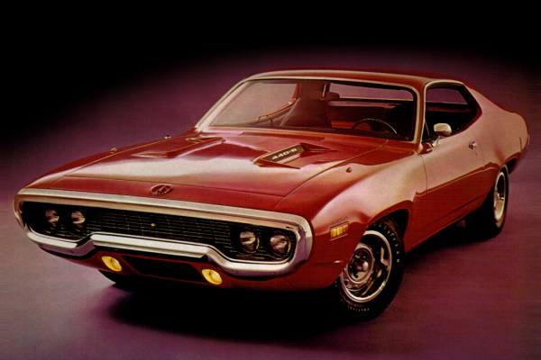 Plymouth Road Runner II B-body Coupe