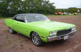 Plymouth Road Runner II Restyling Hardtop