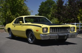 Plymouth Road Runner III Coupe