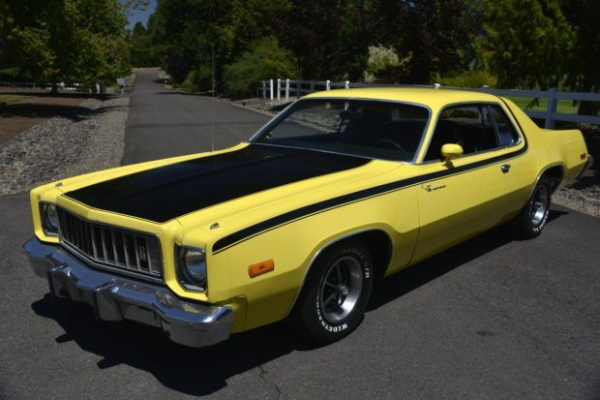 Plymouth Road Runner wheels and tires specs icon