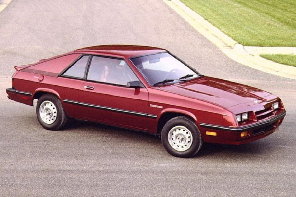 Plymouth Turismo L-body Coupe