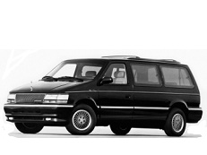 Plymouth Voyager wheels and tires specs icon