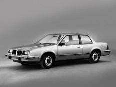 Pontiac 6000 A-body Coupe