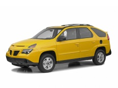 Pontiac Aztek U-body Closed Off-Road Vehicle