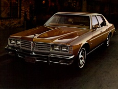 Pontiac Catalina C-body Saloon