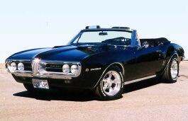 Pontiac Firebird I Convertible