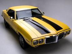 Pontiac Firebird F-body I Coupe