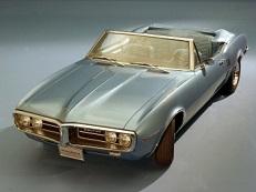 Pontiac Firebird F-body I Convertible