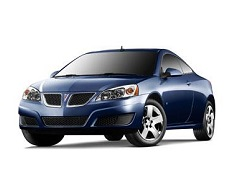 Pontiac G6 GM Epsilon Coupe