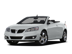 Pontiac G6 GM Epsilon Convertible