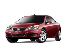 Pontiac G6 GM Epsilon Saloon