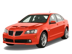 opony do Pontiac G8 GM Zeta [2008 .. 2009] [USDM] Saloon