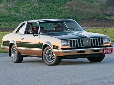Pontiac Grand Am G-body Coupe