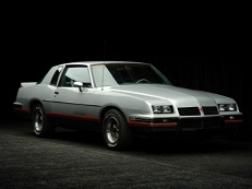 Pontiac Grand Prix G-body Coupe