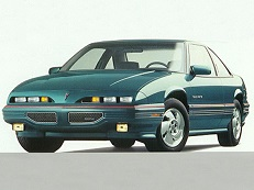 opony do Pontiac Grand Prix W-body I [1988 .. 1996] [USDM] Coupe