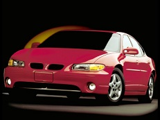 opony do Pontiac Grand Prix W-body II [1997 .. 2003] [USDM] Saloon