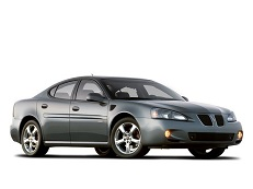 Pontiac Grand Prix GXP W-body Saloon