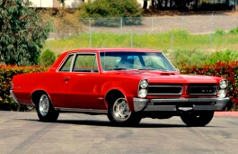 Pontiac GTO I Restyling Coupe