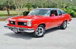 Pontiac GTO wheels and tires specs icon