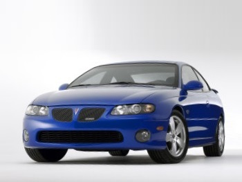 Pontiac GTO wheels and tires specs icon