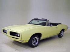 Pontiac Lemans A-body II Convertible