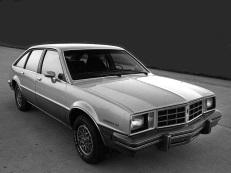 Pontiac Phoenix X-body II Hatchback