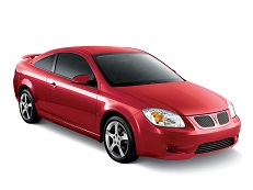 Pontiac G5 Pursuit  GM Delta Coupe