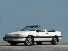 Pontiac Sunbird J-Body II Convertible