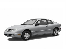 Pontiac Sunfire J-body Coupe