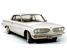 Pontiac Tempest Y-body Coupe