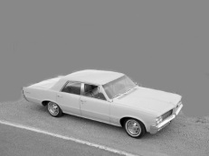 Pontiac Tempest A-body Berline
