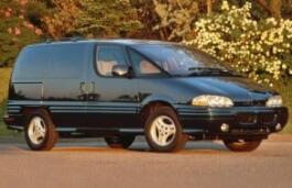 Pontiac Trans Sport I Restyling MPV