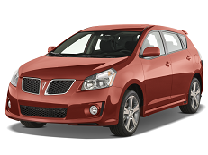 Pontiac Vibe wheels and tires specs icon