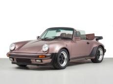 Porsche 911 Typ 930 Convertible