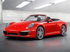 Porsche 911 Typ 991 Convertible