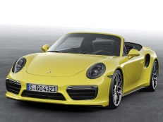 Porsche 911 Typ 991 Facelift Convertible